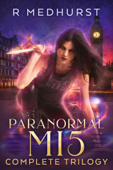 Paranormal MI5 Complete Collection Book Cover