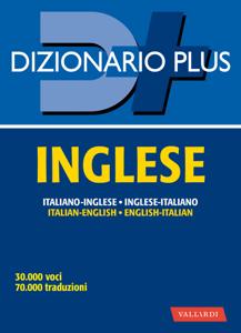 Dizionario inglese plus Libro Cover