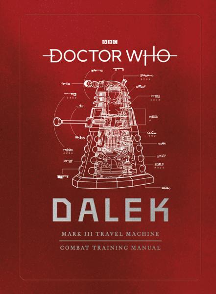 Doctor Who: Dalek Combat Training Manual