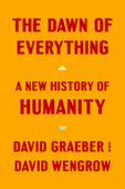 The Dawn of Everything Book Cover