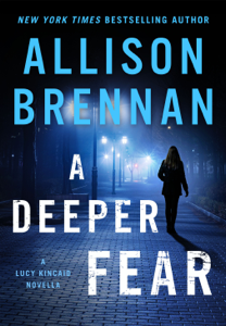 A Deeper Fear Book Cover
