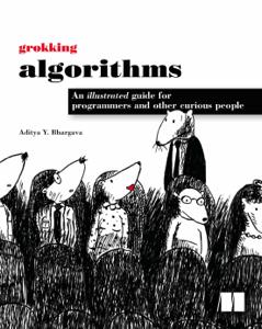 Grokking Algorithms Libro Cover