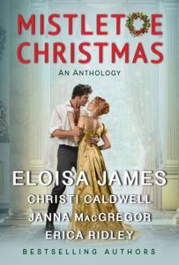 Mistletoe Christmas Book Cover