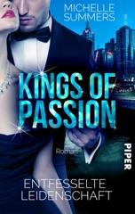 Kings of Passion - Entfesselte Leidenschaft