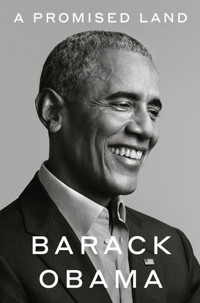 A Promised Land - Barack Obama book cover