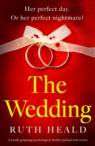 The Wedding Book Cover