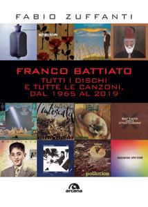 Franco Battiato Copertina del libro