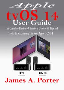 Apple tvOS 14 User Guide Book Cover