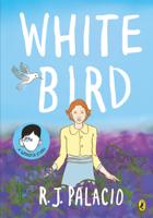 R J Palacio - White Bird artwork