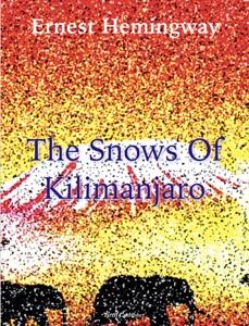 The Snows of Kilimanjaro Book Cover
