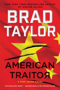 American Traitor Book Cover