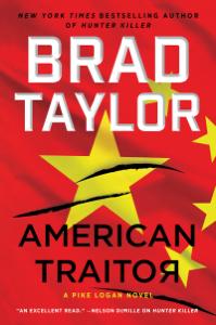 American Traitor Book Cover