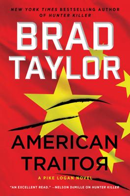 Brad Taylor - American Traitor book
