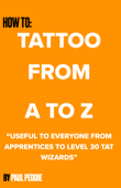 How to Tattoo from A to Z