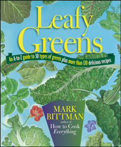 Leafy Greens Book Cover