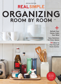 Real Simple Organizing Room by Room