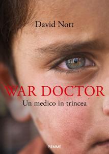 War Doctor Copertina del libro