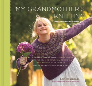 My Grandmother's Knitting Book Cover