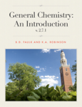 General Chemistry: An Introduction