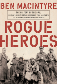 Rogue Heroes book