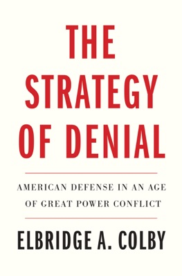 The Strategy of Denial