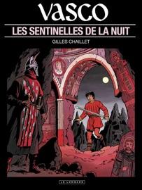 VASCO - TOME 4 - SENTINELLES DE LA NUIT (LES)