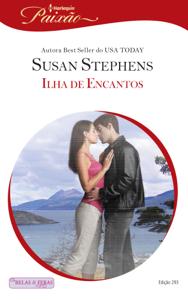 Ilha de Encantos Book Cover