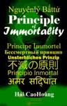 Nguyn L Bt T Principle Of Immortality