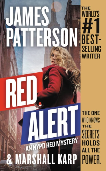 Red Alert - James Patterson & Marshall Karp book cover