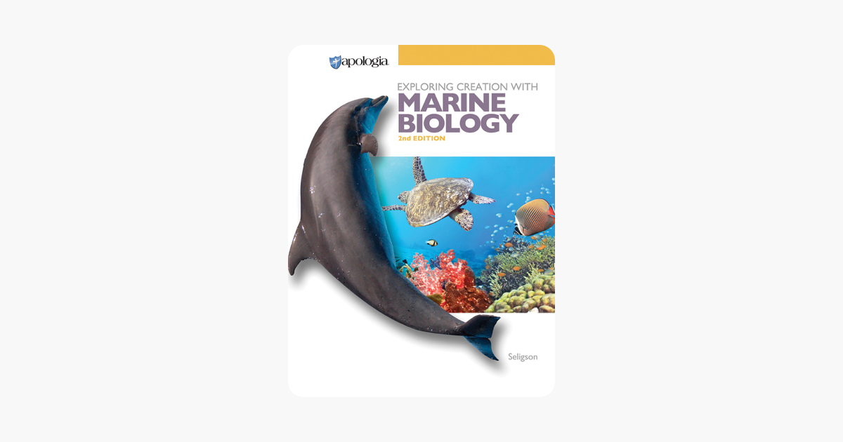 Exploring Creation with Marine Biology - Sherri Seligson