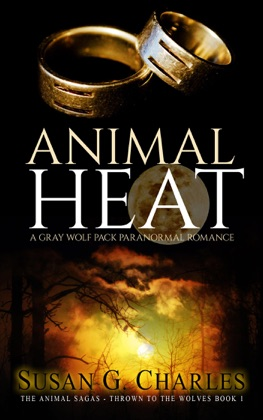 Animal Heat: A Gray Wolf Pack Paranormal Romance image
