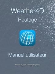 Weather4D Routage Manuel utilisateur