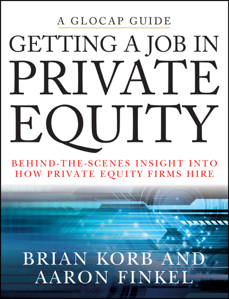 Getting a Job in Private Equity
