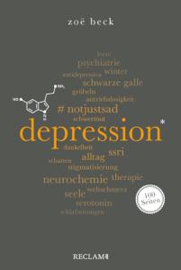 Depression. 100 Seiten Buch-Cover