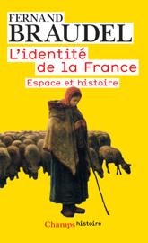 L'Identité de la France (Tome 1) - Espace et histoire