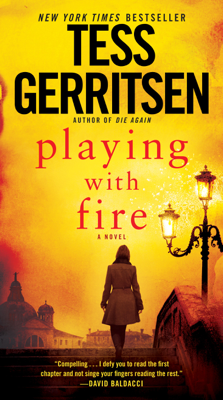 Tess Gerritsen - Playing with Fire book