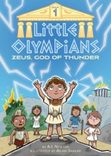 Little Olympians 1: Zeus, God Of Thunder