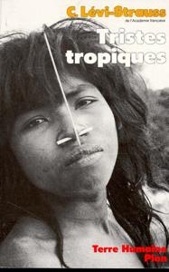 Tristes tropiques Couverture de livre