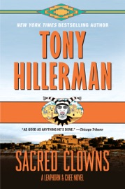 Sacred Clowns - Tony Hillerman by  Tony Hillerman PDF Download