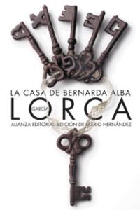 La casa de Bernarda Alba Copertina del libro