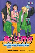 Boruto: Naruto Next Generations, Vol. 11 Book Cover
