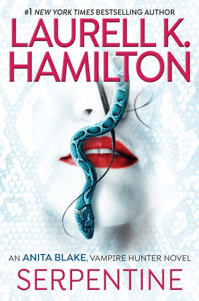 Serpentine - Laurell K. Hamilton book cover