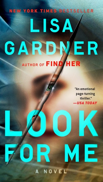 Look for Me - Lisa Gardner book cover