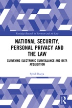 National Security, Personal Privacy And The Law