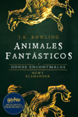 Animales fantásticos y dónde encontrarlos Book Cover