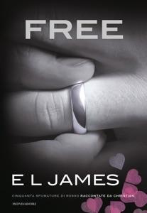 Free da E L James Copertina del libro