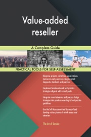 Value-added reseller A Complete Guide