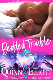 Bedded Trouble (Found in Oblivion books 1 and 2) - Cari Quinn & Taryn Elliott book summary