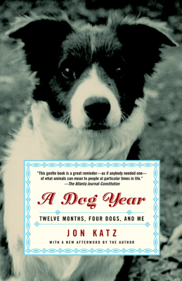 A Dog Year - Jon Katz book