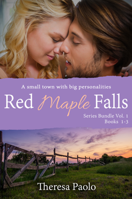 Theresa Paolo - Red Maple Falls Series Bundle: Books 1-3 book